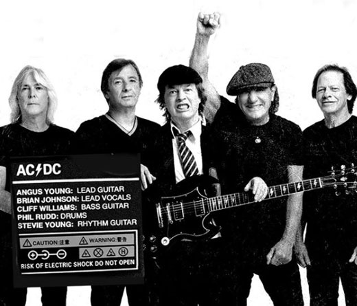 Are You Ready? AC/DC está de regreso con su dream team.