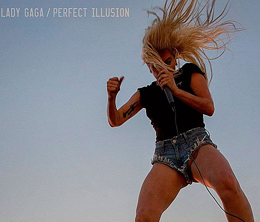 "CMTV - Lady Gaga regresa con ""Perfect Illusion"""