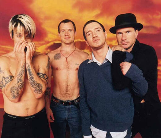 CMTV.com.ar - Se viene un nuevo álbum de Red Hot Chili Peppers