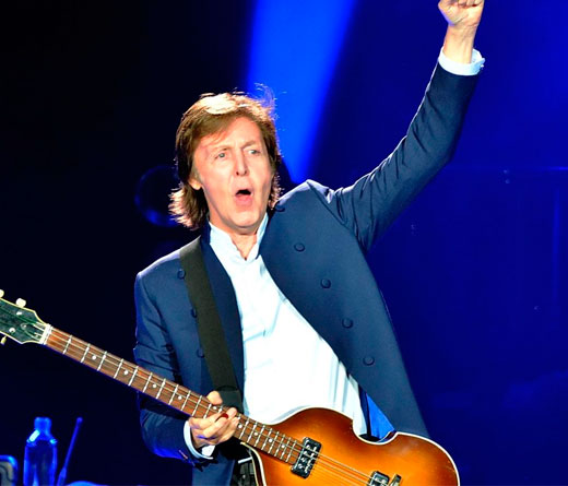 "CMTV - Video de ""Live and Let Die"" de Paul McCartney en Buenos Aires"