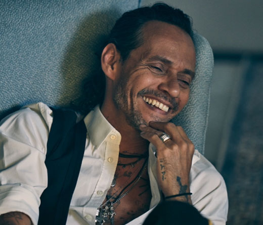 "Con un video, Marc Anthony nos presenta la versión en balada pop de ""Un Amor Eterno""."