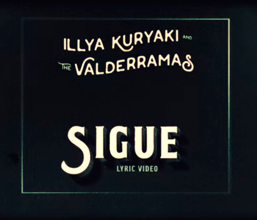 "Illya Kuryaki and The Valderramas - ""SIGUE"", lo nuevo de IKV"