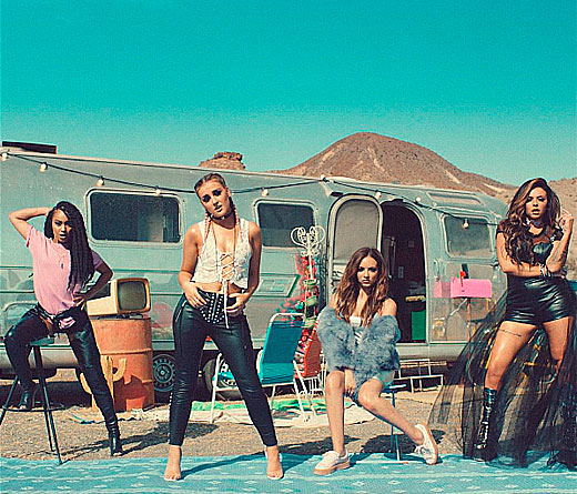 "CMTV - ""Shout Out to My Ex"" de Little Mix"