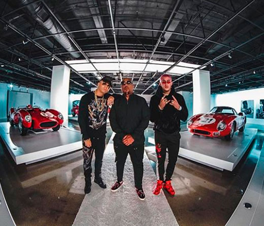 Wisin - Se estrenó Move Your Body - Wisin, Bad Bunny y Timbaland