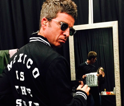 CMTV.com.ar - Estreno: Holy Mountain de Noel Gallagher