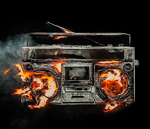"CMTV - ""Revolution Radio"" de Green Day"