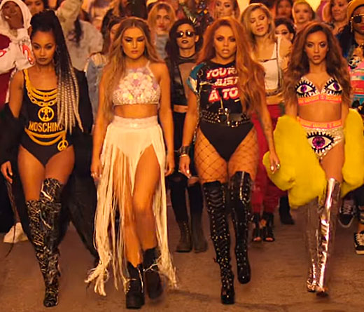CMTV - Mirá Power, nuevo video de Little Mix