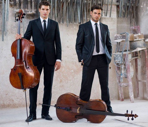 CMTV - 2Cellos estrenó video