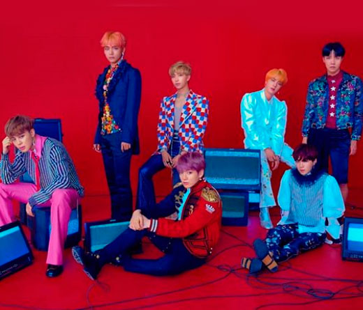 K-Pop - BTS de Oro