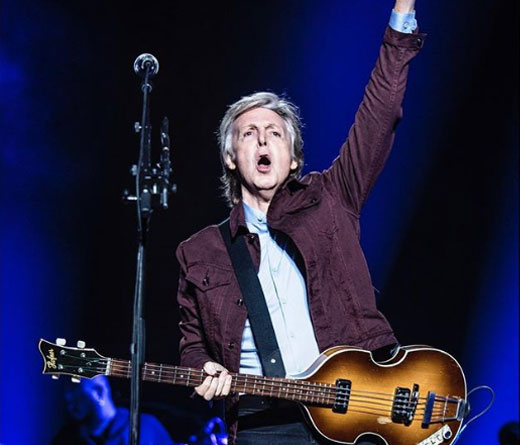 CMTV - Estreno de Paul McCartney