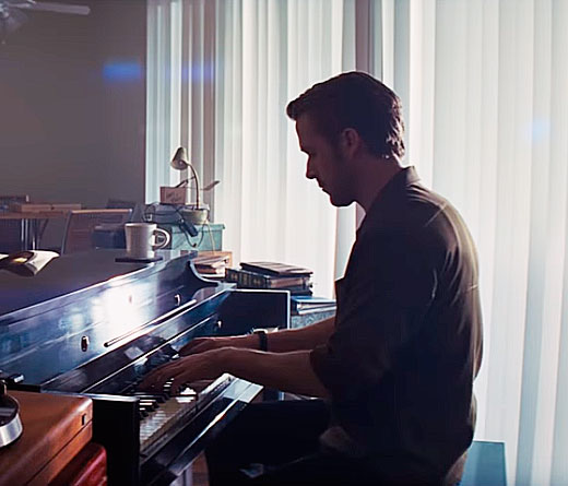 "CMTV - Ryan Gosling canta ""City Of Stars"""