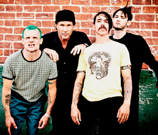 CMTV - Nuevo tema de Red Hot Chili Peppers