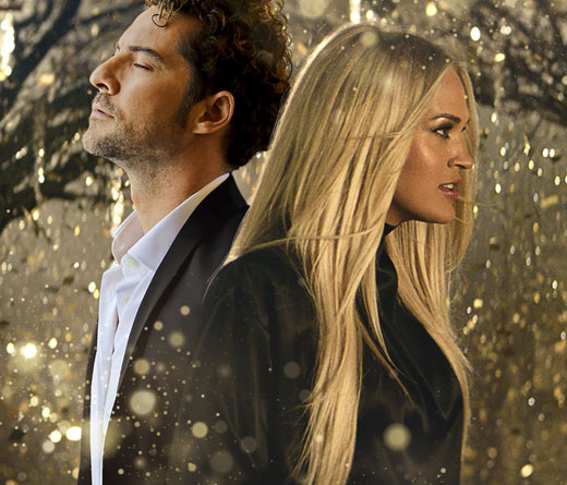 "David Bisbal - ""Tears Of Gold"", lo nuevo de David Bisbal y Carrie Underwood"