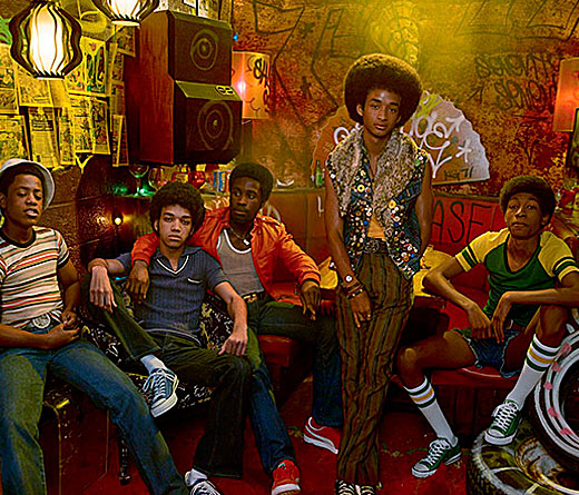 "CMTV - ""The Get Down"", la serie de Hip Hop"