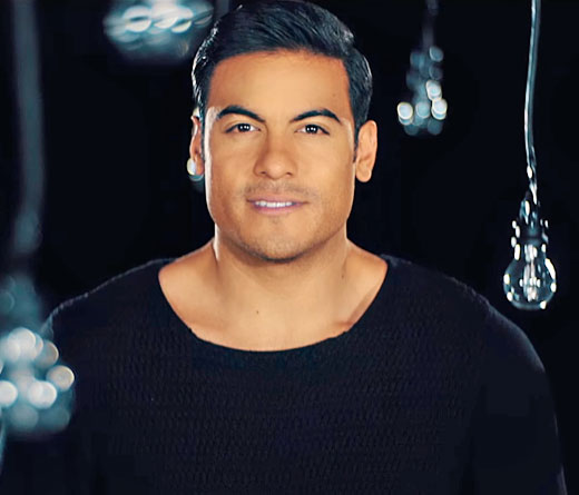 Carlos Rivera - Video de �Voy a Amarte� de Carlos Rivera