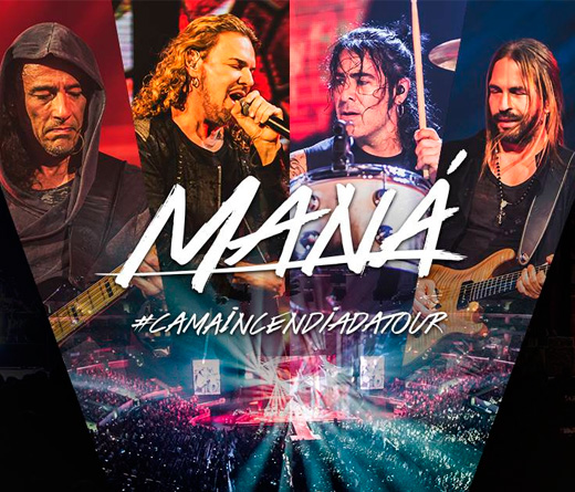 Maná - Maná a Hollywood