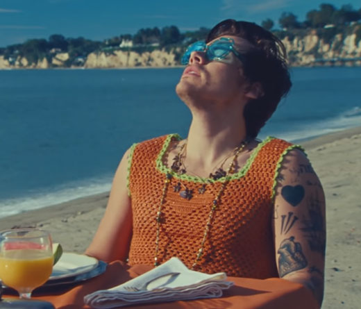 "CMTV.com.ar - ""Watermelon Sugar"", nuevo video de Harry Styles"