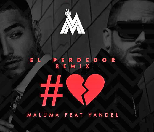 Maluma - El Perdedor (The Remix) ft. Yandel