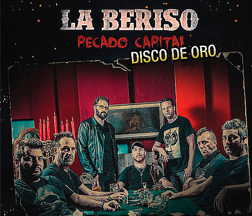"La Beriso - ""Pecado Capital"" es Disco de Oro"