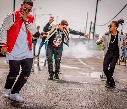 De La Ghetto - La Fórmula, video de De La Ghetto, Daddy Yankee y Ozuna