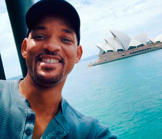 Will Smith se unió al