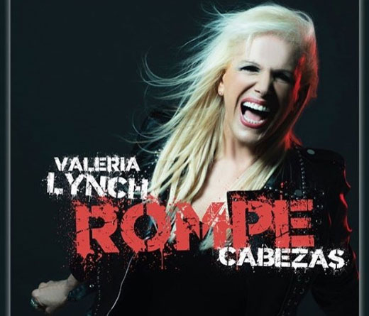 Valeria Lynch -  Valeria Lynch reversiona Rompecabezas