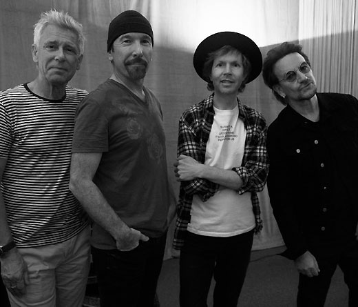 CMTV - You´re The Best Thing About Me, lo nuevo de U2
