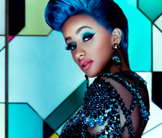 "CMTV - Cardi B lanza ""Invasion Of Privacy"""