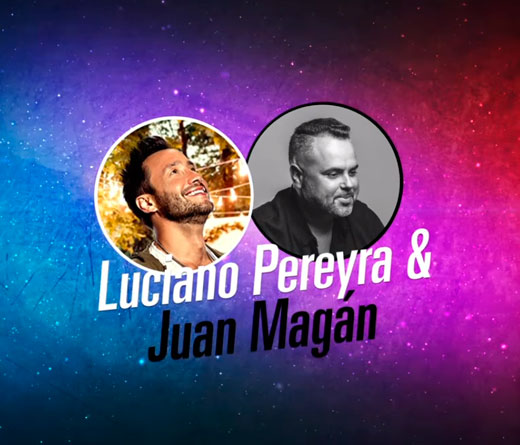 Luciano Pereyra - Estreno: video lyrics del remix