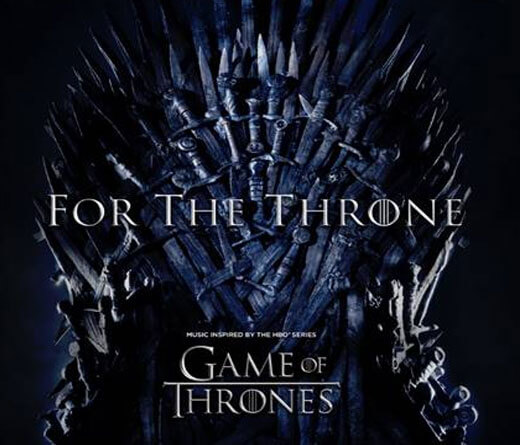 CMTV.com.ar - For The Throne: Música Inspirada en Game Of Thrones