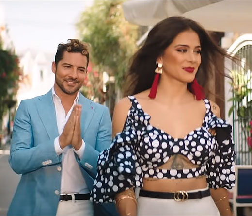 David Bisbal - Nuevo video de David Bisbal