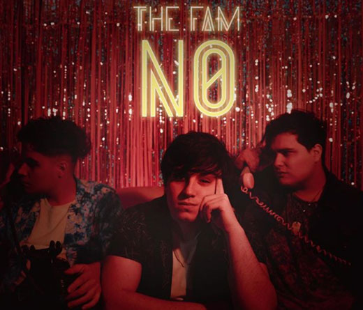"The Fam presentará su single ""No"", en su primer show vía streaming."