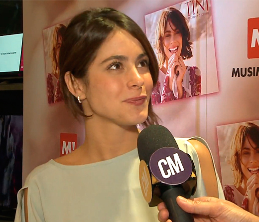 Tini Stoessel - �No puedo creer que me reciban as�