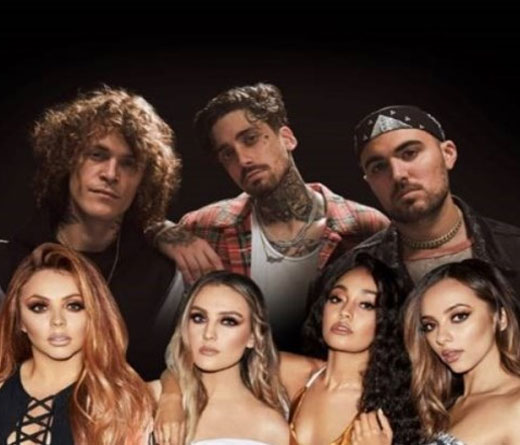 CMTV.com.ar - Lo nuevo de Little Mix ft.Cheat Codes