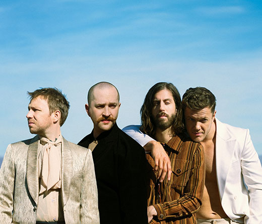 CMTV.com.ar - Doble Estreno de Imagine Dragons