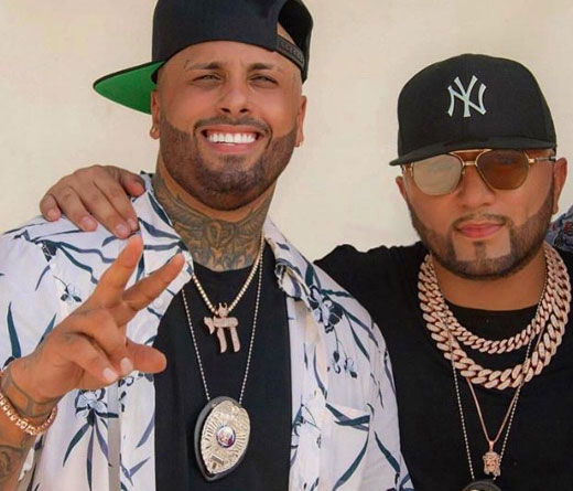 Nicky Jam -  La Diabla de  Alex Sensation y Nicky Jam