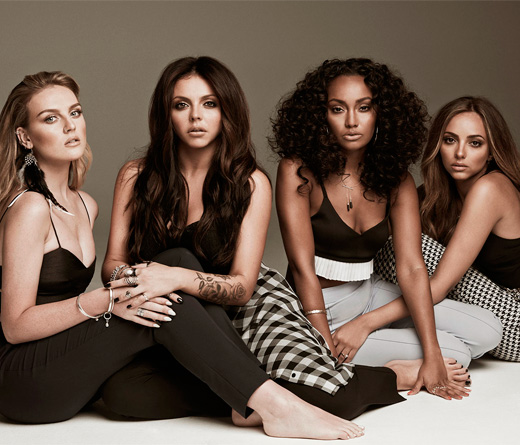 CMTV - Little Mix y Jason Derulo juntos