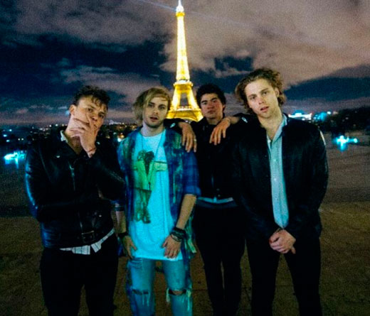 "CMTV - ""Want You Back"" de 5 Seconds of Summer"