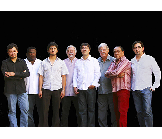 Inti-Illimani - Shows en Argentina