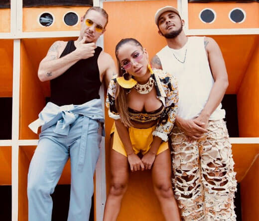 CMTV.com.ar - Video de Major Lazer y Anitta