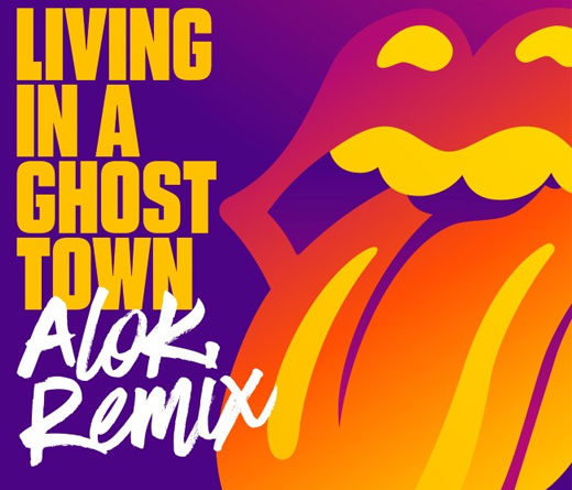 "CMTV.com.ar - Remix de ""Living In A Ghost Town"""
