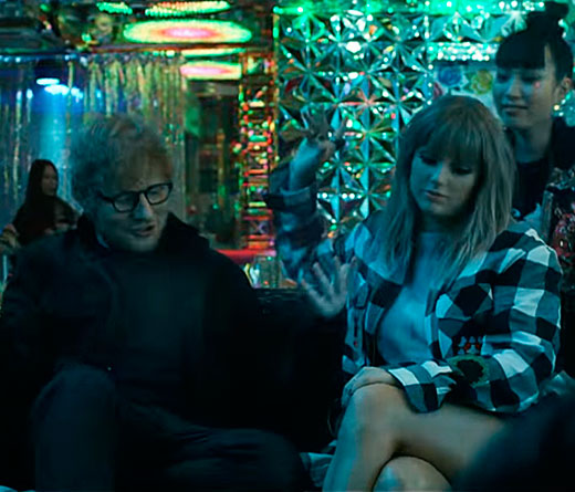 CMTV - Estreno: End Game de Taylor Swift y Ed Sheeran