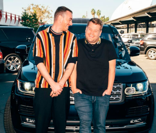 CMTV - Carpool Karaoke de Sam Smith ft. Fifth Harmony