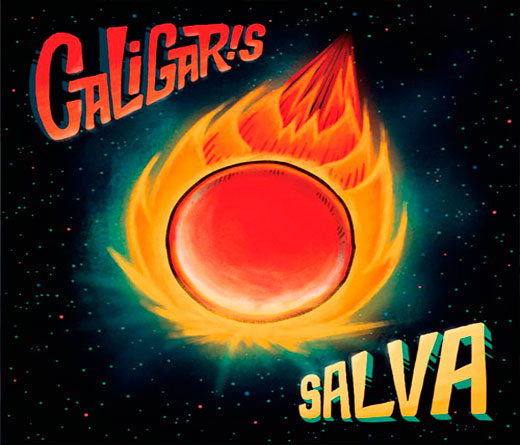Los Caligaris - Nuevo disco de Caligaris