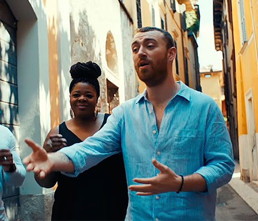 CMTV - nuevo video de Sam Smith