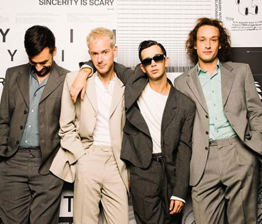 CMTV.com.ar - Sincerity Is Scary, lo nuevo de The 1975