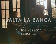 Acústicos Temporada 01 Episodio 18