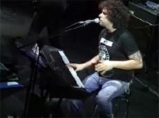 Andrés Calamaro video Engánchate conmigo - Con Ariel Rot, Club Ciudad 2006