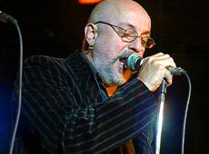 Juan Carlos Baglietto video Jijiji - Casa Rosada 2006