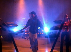 Hugo Bistolfi video Valle de los espíritus - Estudio CM 2002